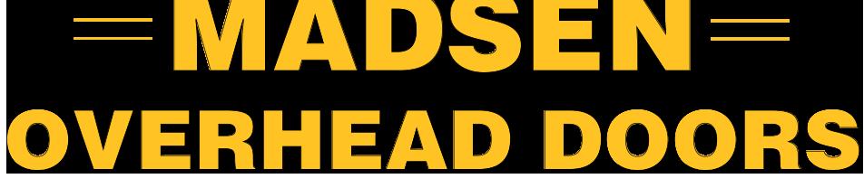 Madsen Overhead Doors Retina Logo