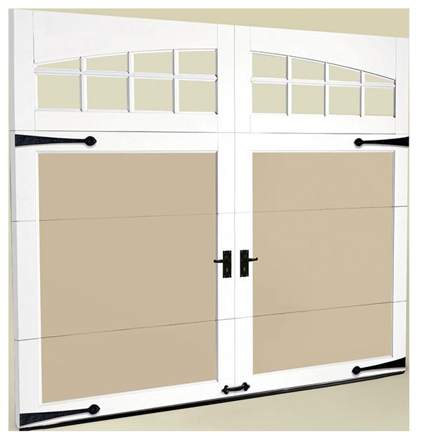 Coachman Collection Madsen Overhead Doors
